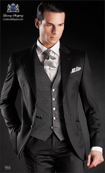 Traje de novio gris 966 ONGala Wedding suit