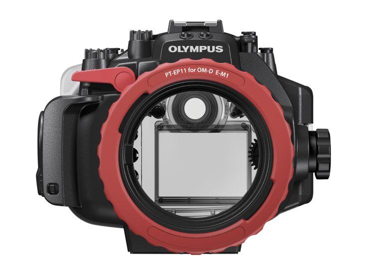 Olympus OM-D E-M1 // http://bit.ly/E-M1-akcesoria