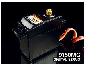Register free shipping!! 100% original Power HD RC Servo 9150MG  61g/ 16Kg-cm Torque Metal gital Servo HD-9150MG #Affiliate