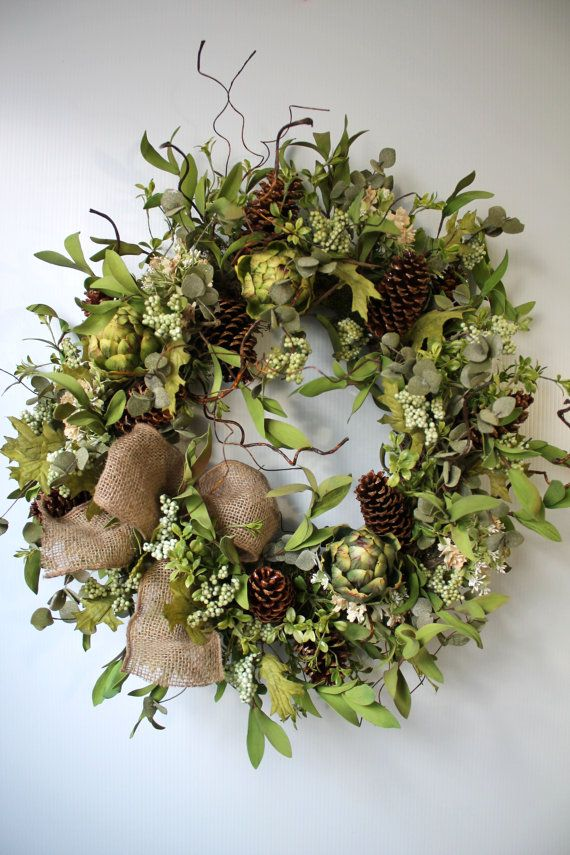 Best 25+ Country wreaths ideas on Pinterest   Rustic ...