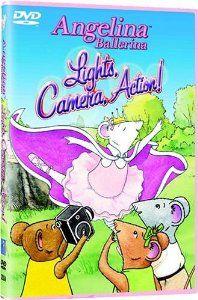 Amazon.com: Angelina Ballerina - Lights, Camera, Action!: Finty Williams, Jo Wyatt, Keith Wickham, Jonell Elliott, Judi Dench, Adrienne Posta: Movies & TV