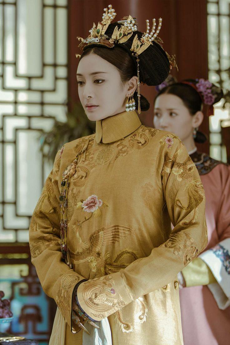Yan Xi's Conquest 《延禧攻略》 - Wu Jin Yan. Qin Lan. Charmaine Sheh. Nie Yuan   Diễn viên. Nhà thanh. Cô dâu