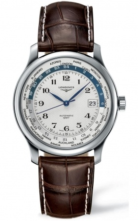 This Longines Watch L2.631.4.70.3 is from GMT Automatic collection.