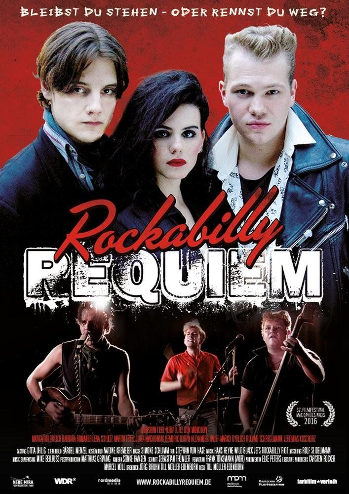 Фильм Реквием по рокабилли (2016) | thevideo.one - онлайн кинотеатр