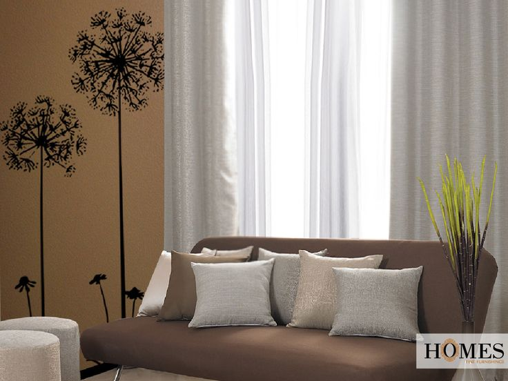 Get #Home the #BeigeMagic with the new #Collection from #HomesFurnishings. Explore more on www.homesfurnishings.com #HomeFabrics #Curtains #Upholstery #Furnishings #FineFabric #Cushions