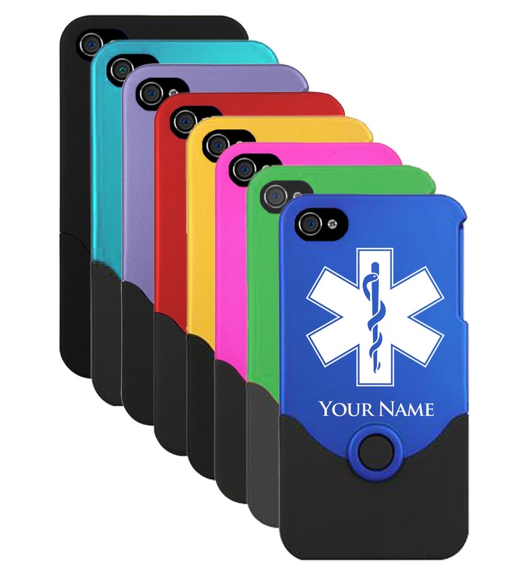Personalized iPhone 4S Case/Cover - STAR OF LIFE - Doctor ...