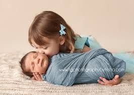 newborn photography with siblings - Google Search