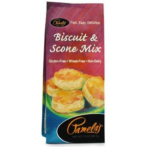 Biscuit & Scone Mix - add a bit extra liquid to make these slightly more moist, but they are delicious.