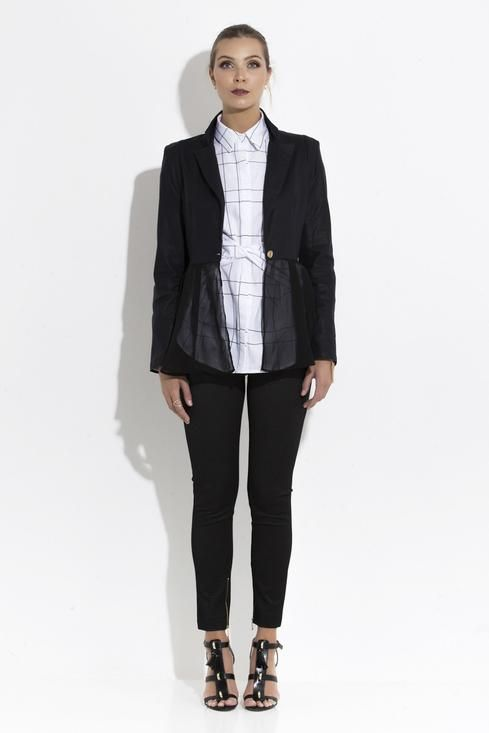 Harvey The Label / WILLOW JACKET - Akagu