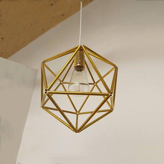 Small Modern Ceiling Light Fixture Cage Pendant Lamp Shade Gold Chandelier Light Modern Mid Modern Ceiling Light Pendant Lamp Shade Gold Chandelier Light