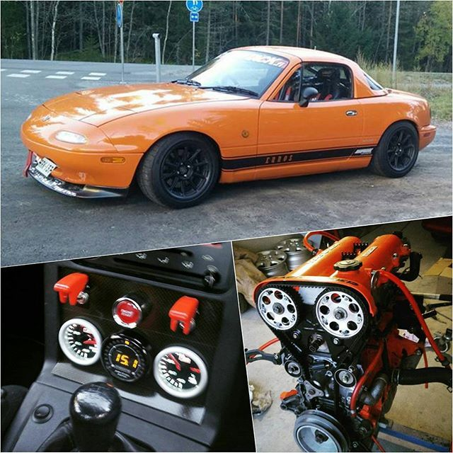 1362 Best Images About Mazda On Pinterest: 344 Best Images About Engine Bay: Mazda Miata MX5 Eunos