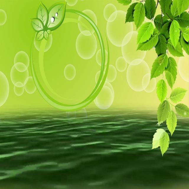 الخضراء الطازجة ليك مواد خلفية التصميم Dark Photo Manipulation Photo Photo Manipulation