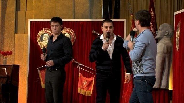 Comedy Club на Новый год - Юмор - Видео - Подкаст