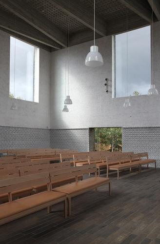 Årsta Church, Stockholm,  JOHAN CELSING ARKITEKTKONTOR