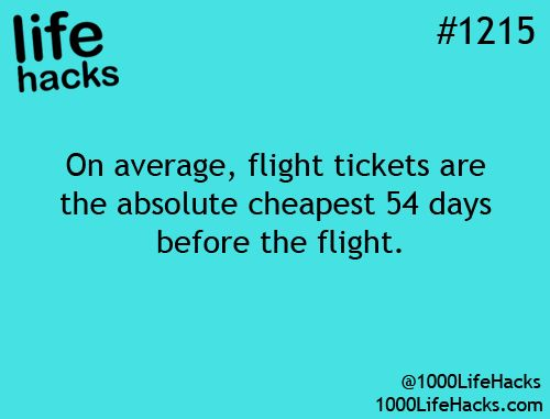 cheapest flight ticket price