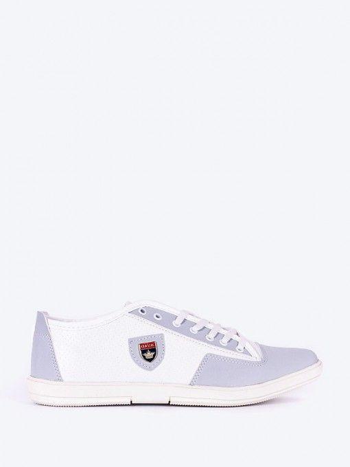 Pantofi sport albi pentru barbati Consept