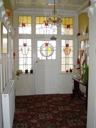 Love leadlight windows