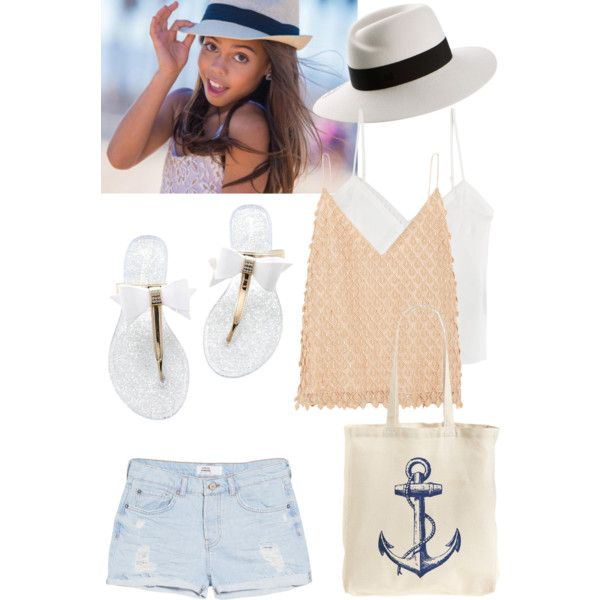 Asia Monet Ray by adancerscloset on Polyvore