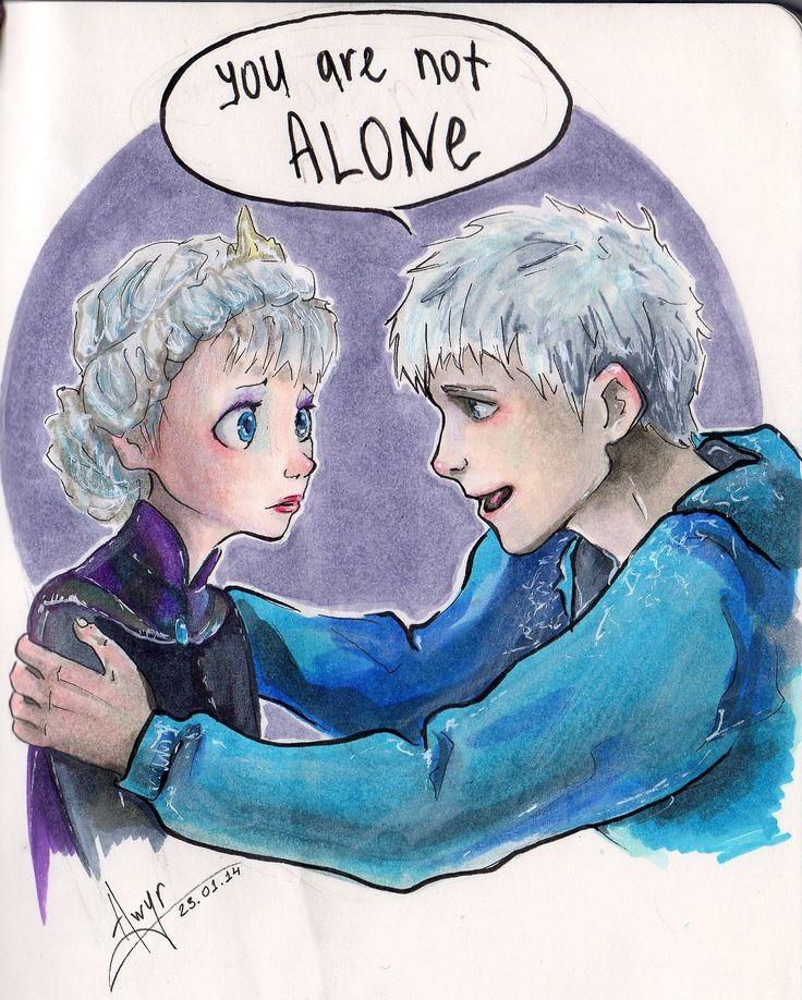 Jack frost, Elsa and Jack oconnell on Pinterest