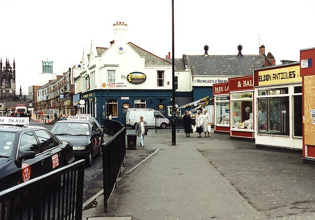 060870:Haymarket Newcastle upon Tyne Ermel Trevor 1995 by Newcastle Libraries, via Flickr