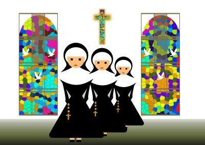 Great Joke: The Nuns of St. Norton.