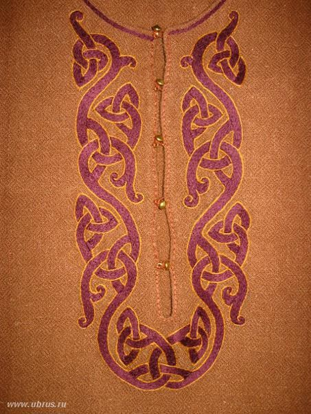 Great embroidery reconstructions from Viking finds on this page.