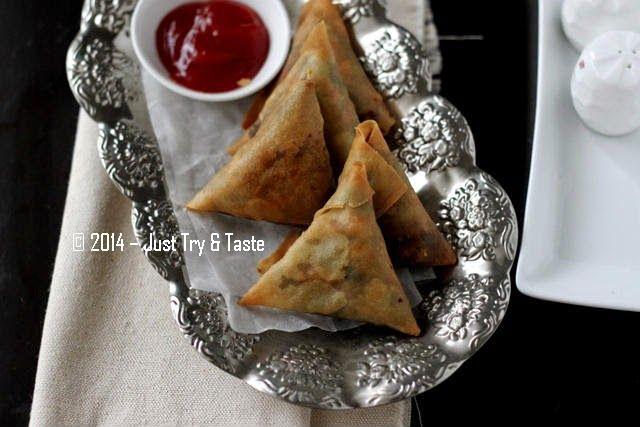 Just Try & Taste: Samosa Daging
