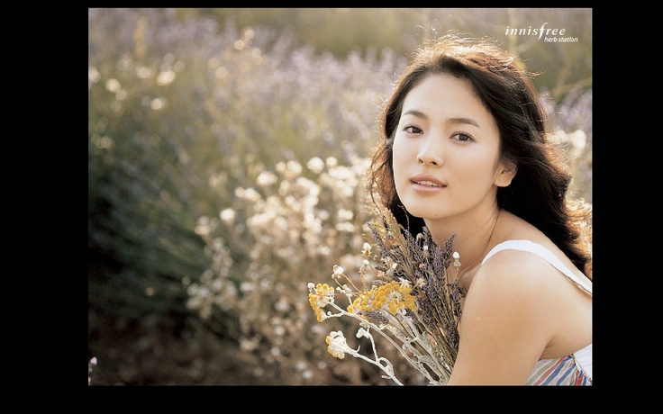 Song Hye Kyo Wallpaper