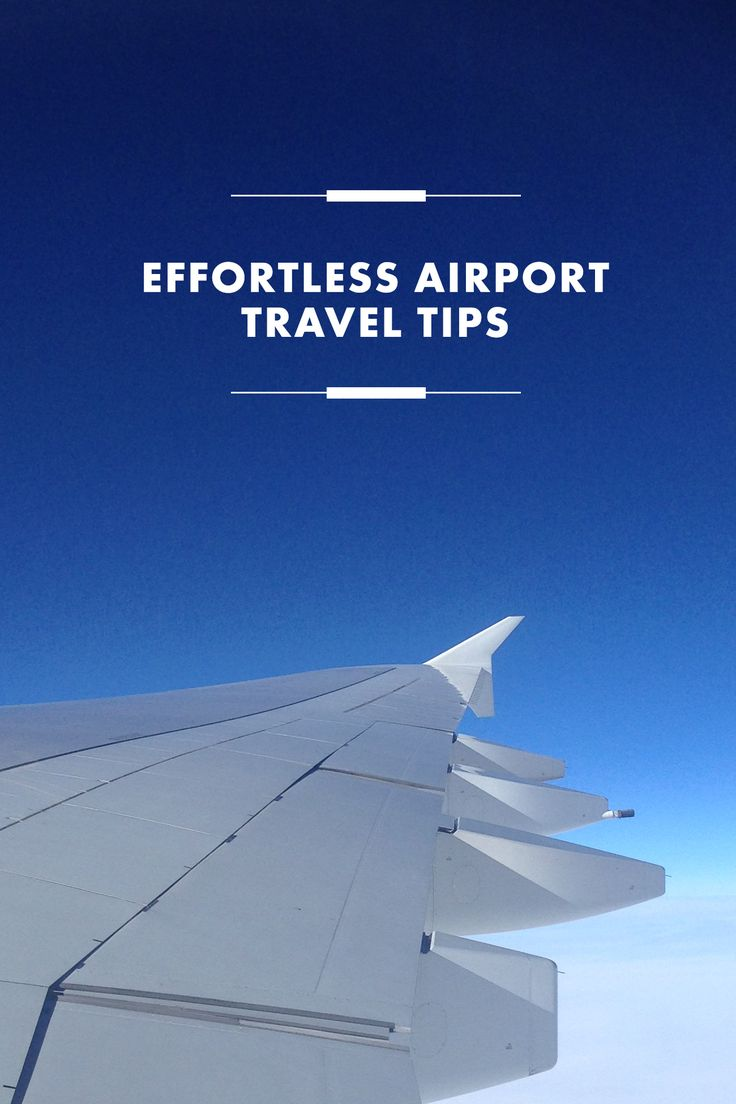 Effortless Airport Travel Tips for your Holiday Travels /