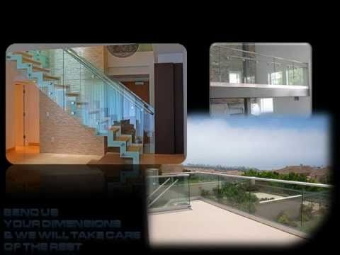 PRL Architectural Products And Services. Glass Curtain Walls, Railings,  All Glass Entrances