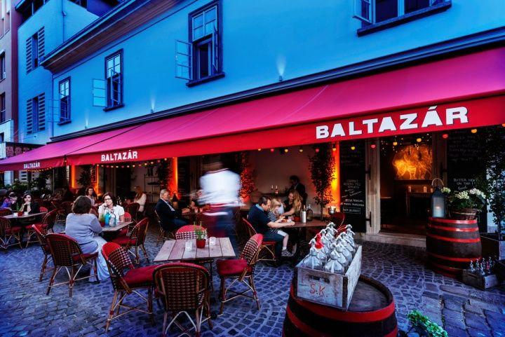 Hotel Baltazár, grill, winebar & winestore, Budapest – Hungary #hungria #hotel #grill #winebar #winestore #bar #restaurante #restaurant #varejo #retail #retaildesign