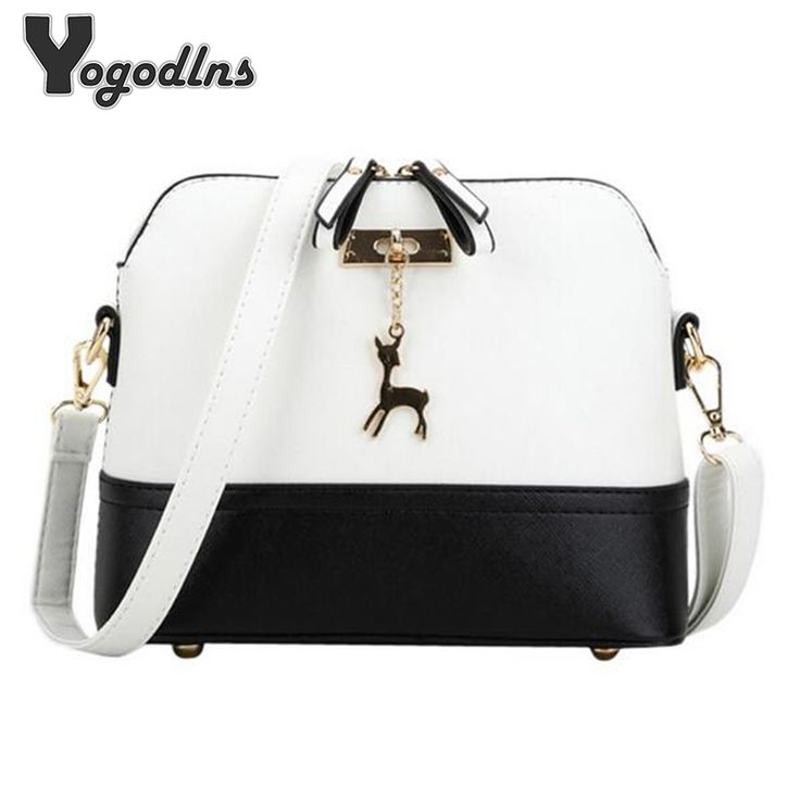 Leather Shoulder Bag //Price: $9.00 & FREE Shipping //