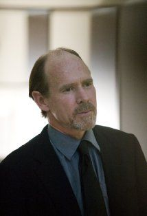 "Will Patton: Trade Mark Usually plays the right hand man to the leader roles Sibilant voice Right now he is on ""Falling Skies"""