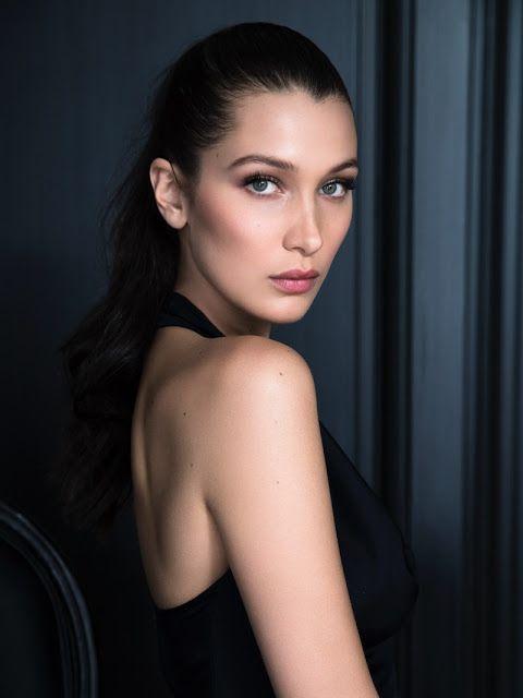 Fantasy Fashion Design: Bella Hadid es el impecable rostro de Diorshow Pump 'N' volume