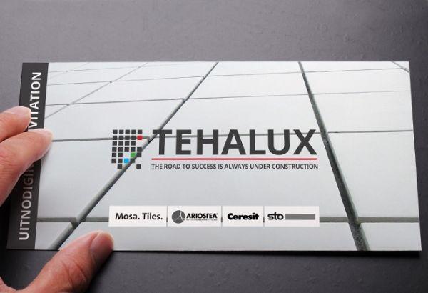 Tehalux uit Wevelgem