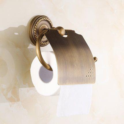 Аксессуары Для ванной комнаты Меди Вешалка Для Полотенец Держатель Туалетной Бумаги Античная Медь Кулон Аксессуары Для Ванной Комнаты