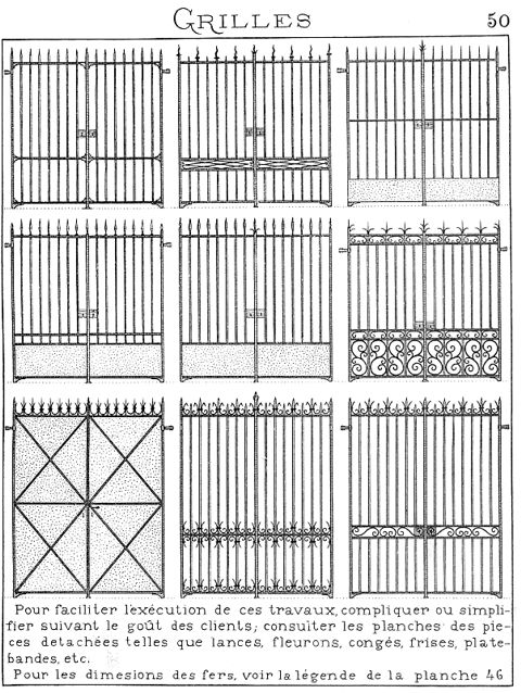 31 best Portes, Grilles images on Pinterest Wrought iron, Models