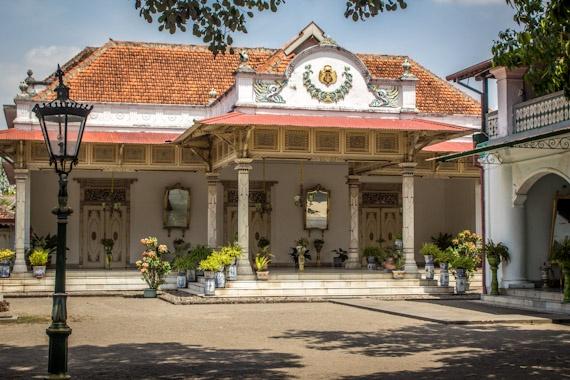 Sultan Royal Palace, Keraton, Yogyakarta, Indonesia