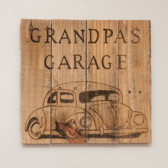 Hey, I found this really awesome Etsy listing at https://www.etsy.com/listing/235357433/grandpas-garage-fathers-day-sign-gift