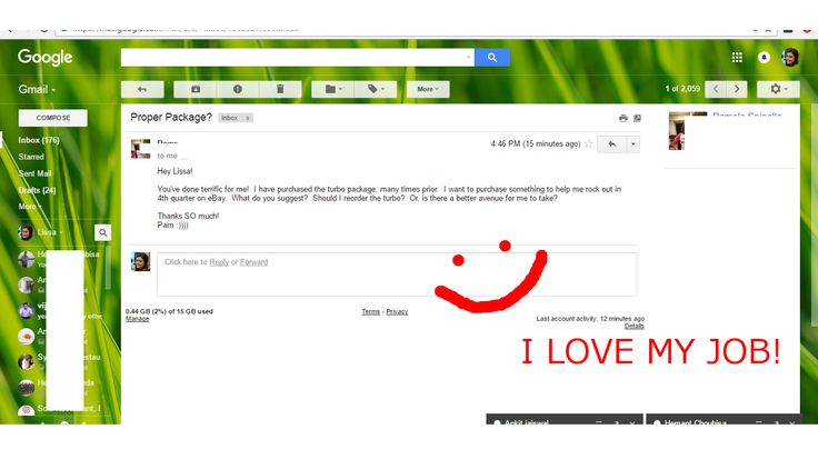 Look what email I just got! The best feeling when you see that your work worth! :) another satisfied #customer  smartseoservice.com/convert-web-traffic-into-sales-or-leads/