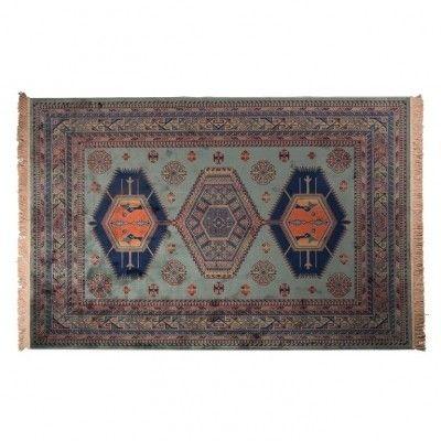 390 euro Living27 Groningen Jar carpet oud groen 200 x 300 cm