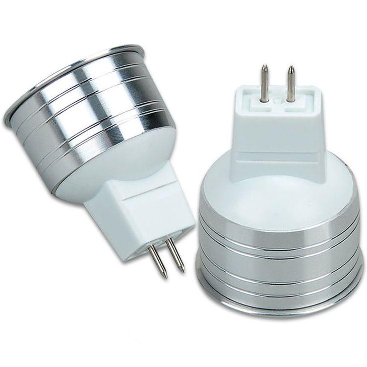 Popular LED Spot Light Bulb W MR COB mm Diameter V V GU MR Bright Mini COB