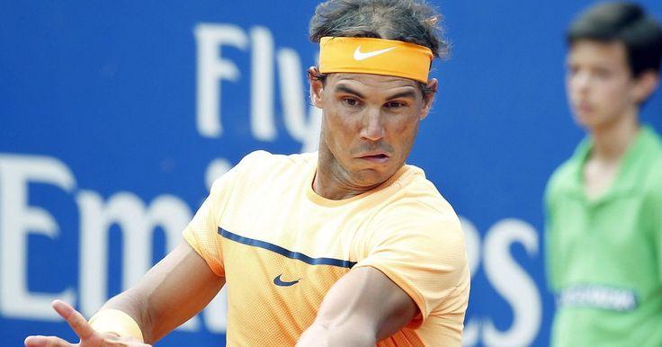 Nadal beats Montanes to reach Barcelona Open quarterfinals #inewsphoto