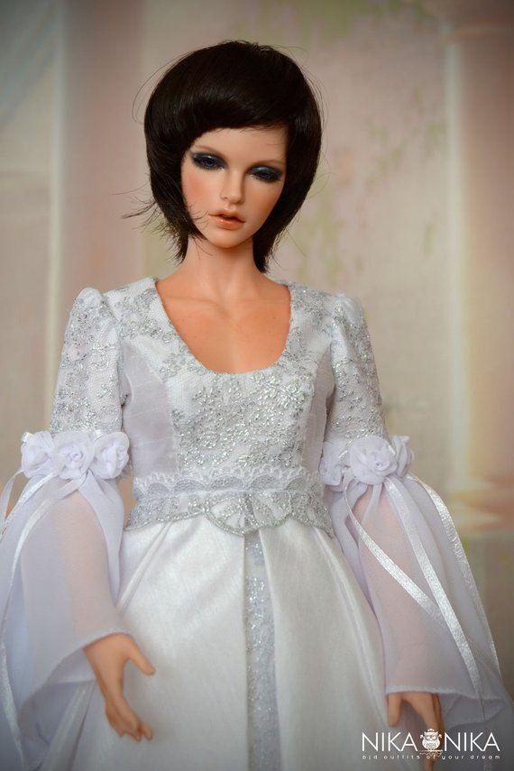38d8a32f6626 Abito per Bjd moda vestiti per le bambole abbigliamento Bjd