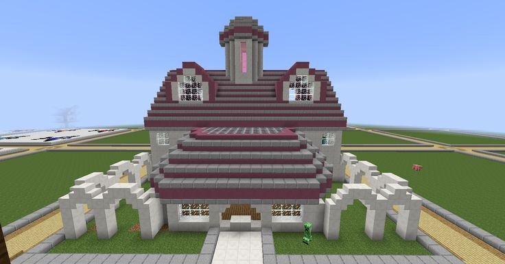 Only the best minecraft house ever!