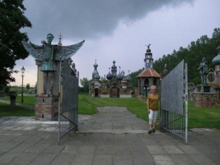 Stichting Kunsttuin Nederlands Kremlin, Noord-Holland, Winkel, Limmerschouw 51, Nederland