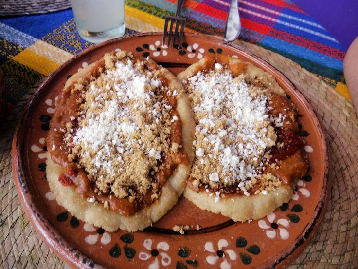 Sabor de Mexico — myfriendsarewolves: huaraches.