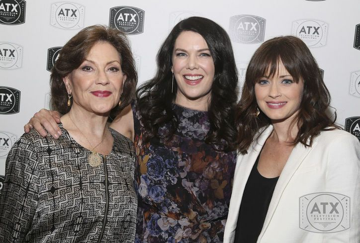 The Gilmore Girls Cast Reveals Where Their Characters Would Be Now and if They're Team Jess, Dean, or Logan
