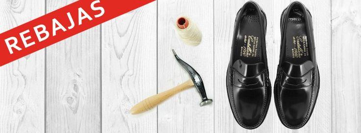 Hasta el 31 de Enero tienes para aprovechas las rebajas de los míticos zapatos castellanos. La marca Castellano 1920 Madrid pone a tu disposición una gran colección de zapatos y mocasines para homb…
