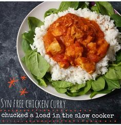 As a mum life can get pretty hectic so a meal I can put on in the morning and come home to after work and school runs sounds amazeballs. If your anything like me sometimes you just can't beat a good curry. I've looked at a few recipes and just the sheer number of ingredients puts me off instantly. I like something simple, quick and easy. So that is what I have tried to come up with.